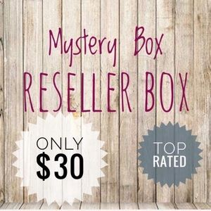 Mystery Resellers box top rated